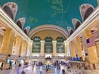 Grand Central Station, Cuidad de Nueva York - Grandes estaciones americanas de tren