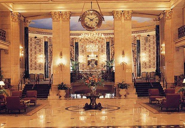 The Roosevelt Hotel en Nueva York