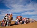 Cadillac Ranch in Amarillo, TX. (Richard Cummins/Corbis)