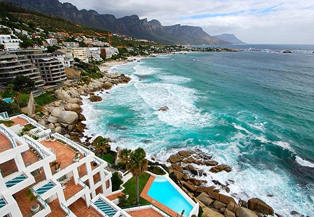 Centro vacacional de playa en Ciudad del Cabo, Sudáfrica. - Las mejores vacaciones a un buen precio para el 2014