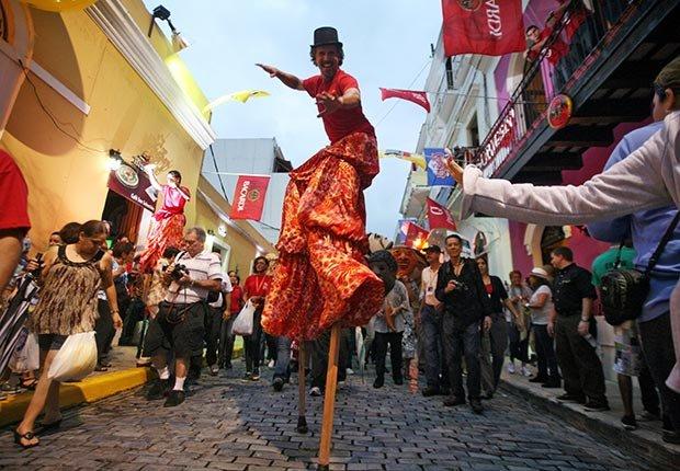 San Juan, Puerto Rico - 7 Lugares soleados para visitar este invierno