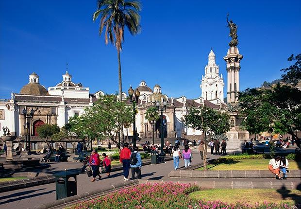 Quito, Ecuador - 7 Lugares soleados para visitar este invierno
