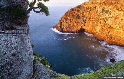 Santa Cruz Island, CA. Islas para escaparse en los Estados Unidos
