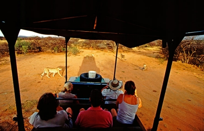 Fotografía en Namibia