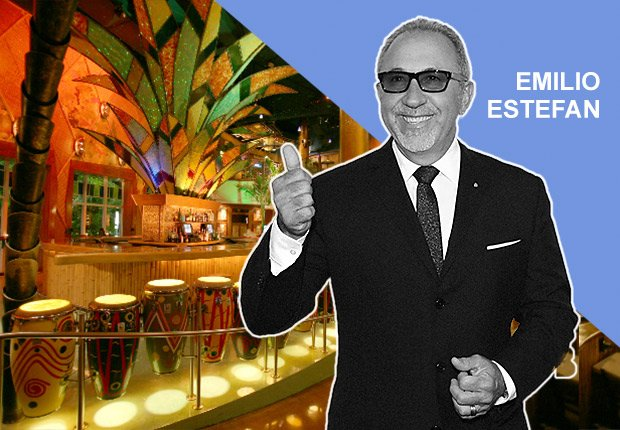 Restaurante Congos de Emilio Estefan