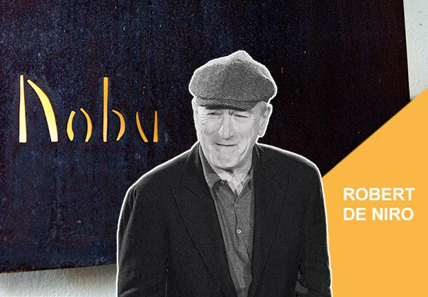 Restaurante Nobu de Robert de Niro