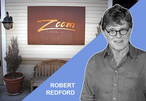 Restaurante Zoom de Robert Redford