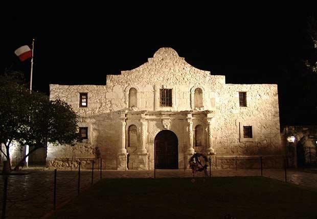 Alamo, San Antonio - 10 viajes económicos para realizar en el 2015
