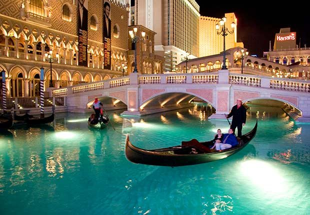 Las Vegas, Nevada - 10 viajes económicos para realizar en el 2015