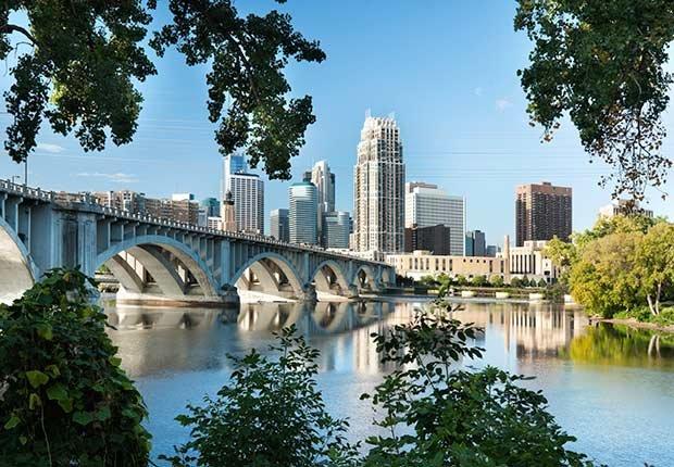 Minneapolis, Minnesota - 10 viajes económicos para realizar en el 2015