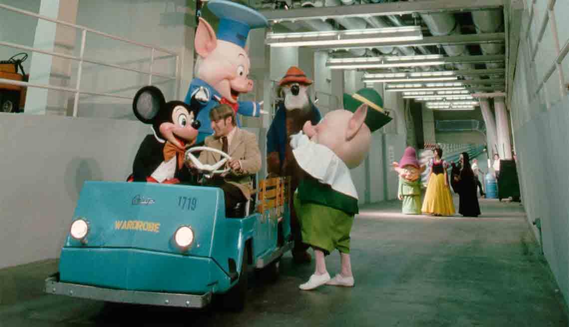 Joyas secretas de Florida - El bajo mundo de Disney