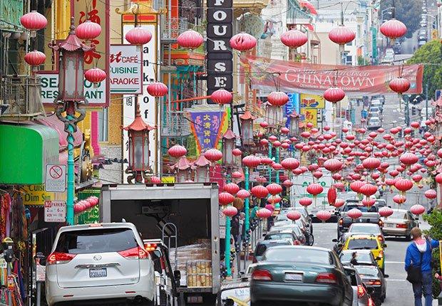 Barrio Chino - Los barrios más internacionales en Estados Unidos