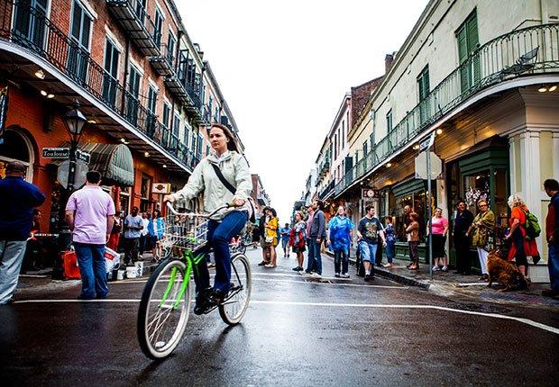 The French Quarter - Los barrios más internacionales en Estados Unidos