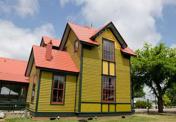 Residencia de Tennesee Williams - Casas o sitios donde dejaron huella escritores famosos