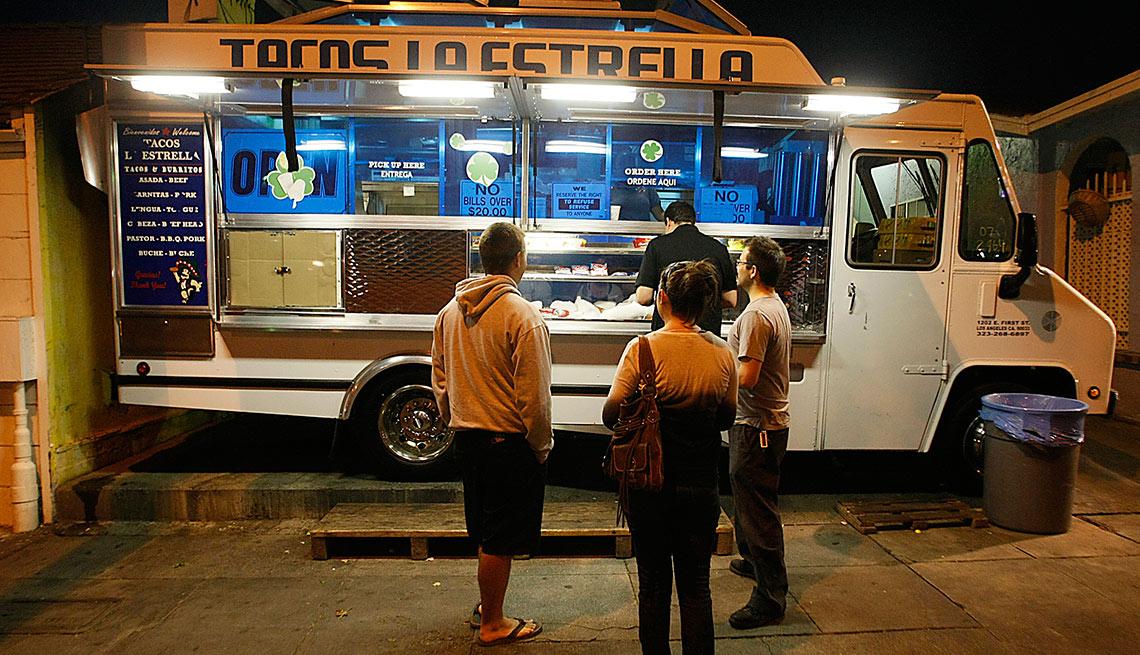 Atracciones turísticas que resaltan la cultura hispana - Los Angeles Taco Tour