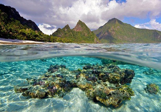 Lugares novedosos en Estados Unidos - Samoa