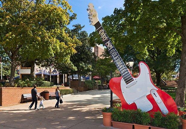 Lugares novedosos en Estados Unidos - Nashville, Tennsee
