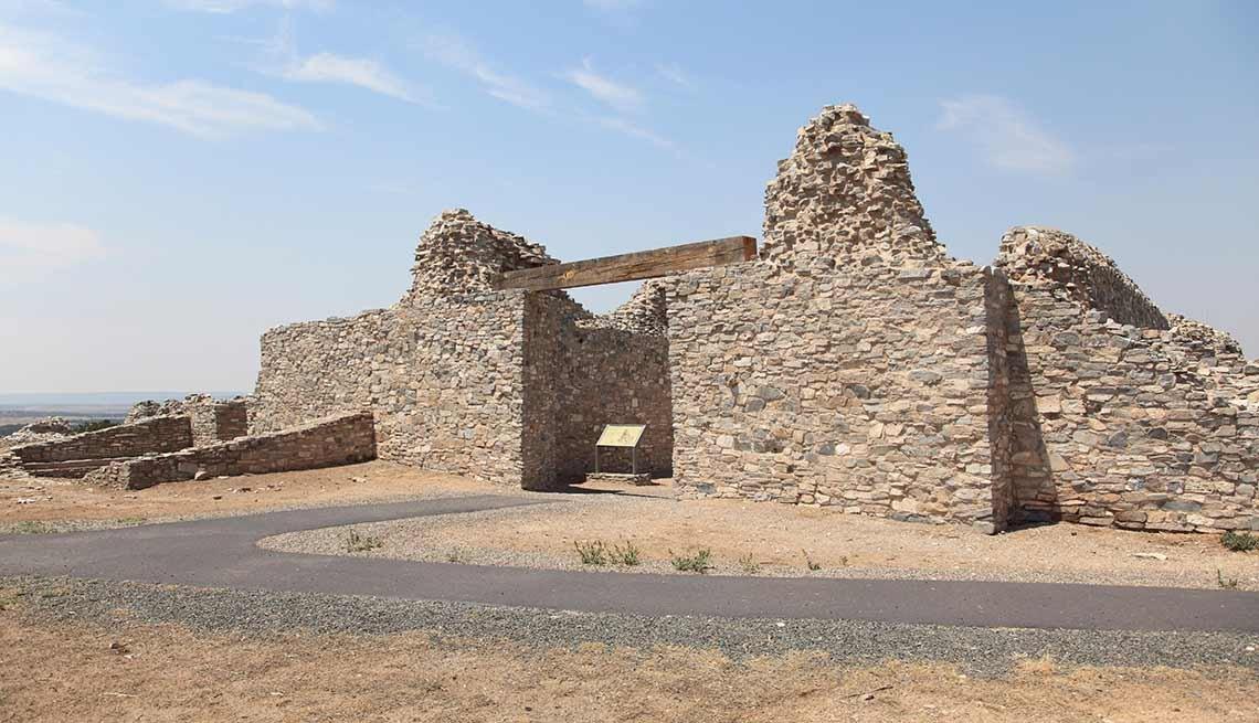 Gran Quivira Salinas Pueblo