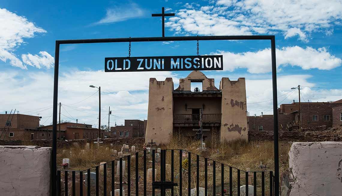 Misión de Nuestra Señora de Guadalupe, Nuevo México
