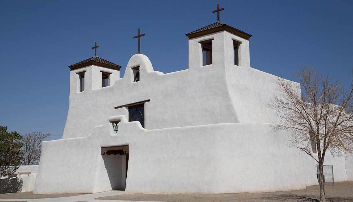 Misión San Agustín de Isleta, Nuevo México