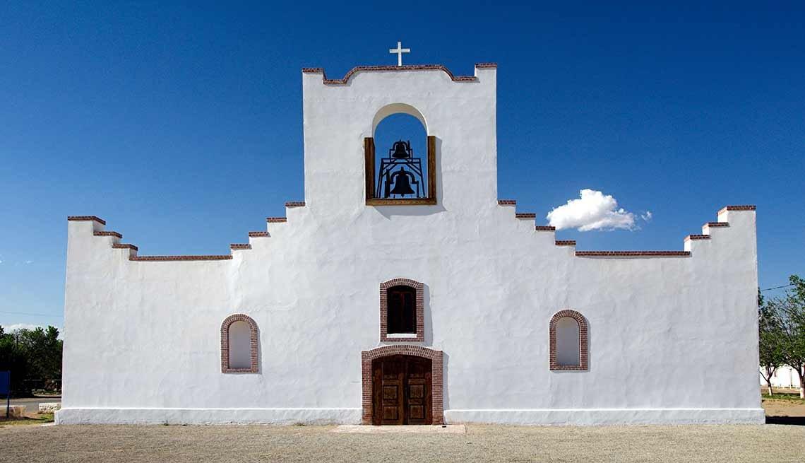 Misión de Nuestra Señora de la Limpia Concepción del Pueblo de Socorro, Texas
