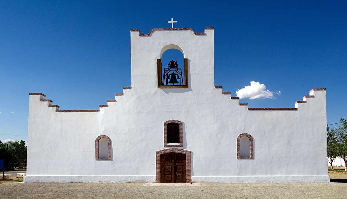 item 10 of Gallery image - Misión de Nuestra Señora de la Limpia Concepción del Pueblo de Socorro, Texas