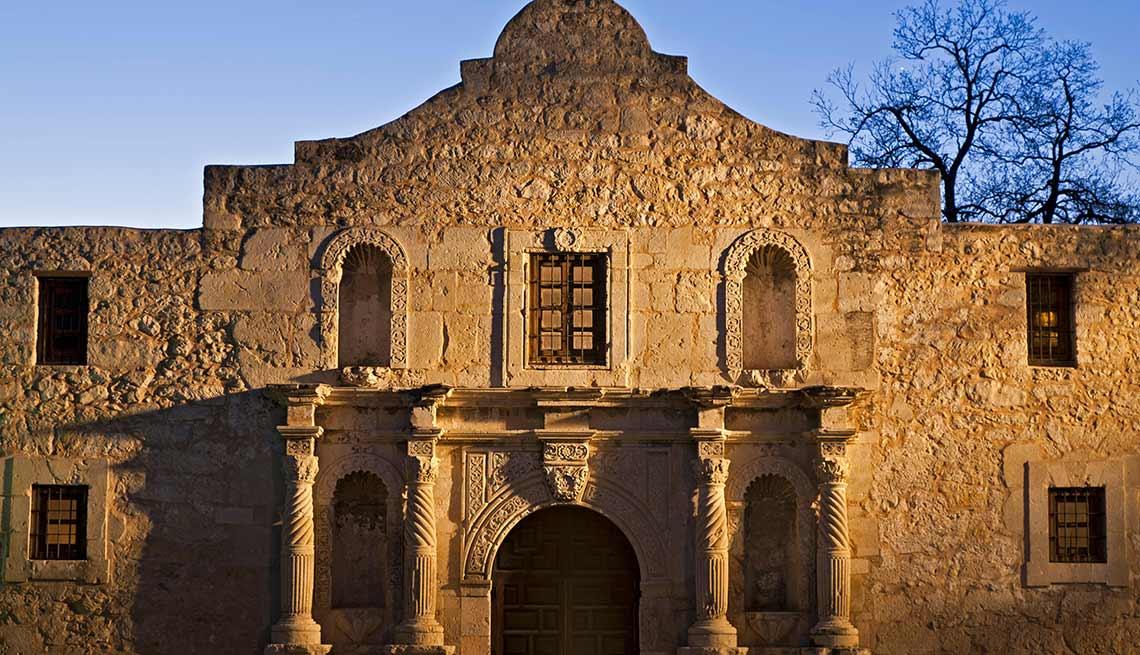 El Álamo, Misión de San Antonio de Valero - San Antonio, Texas