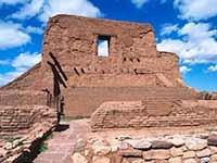 Misión Nuestra Señora de la Porciúncula, Parque Histórico Nacional Pecos - Misiones coloniales de la historia española en Estados Unidos