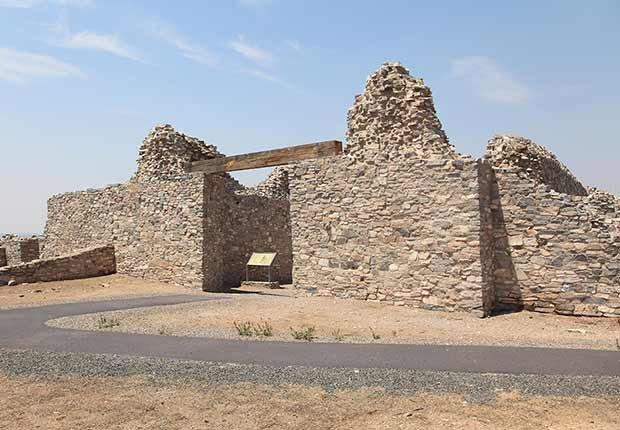 Gran Quivira Salinas Pueblo - Misiones coloniales de la historia española en Estados Unidos