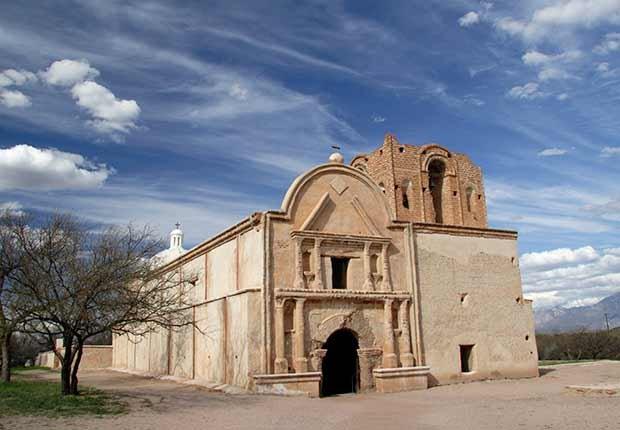Misión San José de Tumacácori, Arizona - Misiones coloniales de la historia española en Estados Unidos