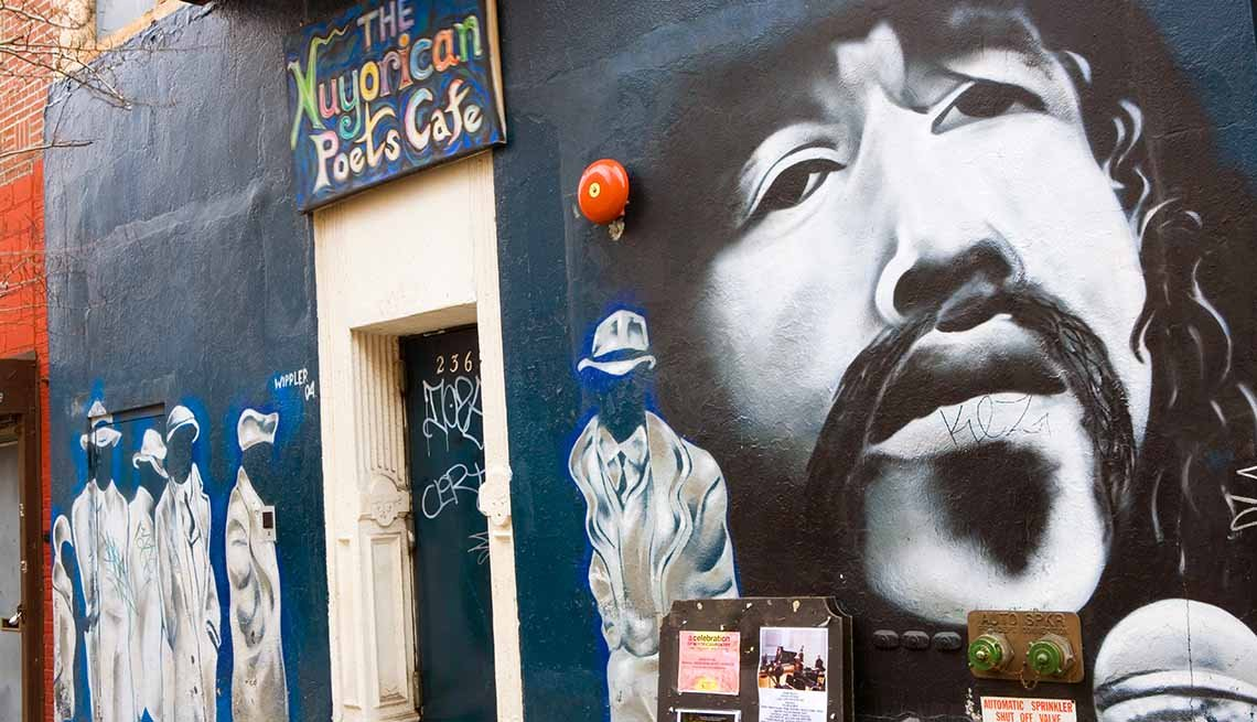 Lugares donde dejaron huella escritores famosos