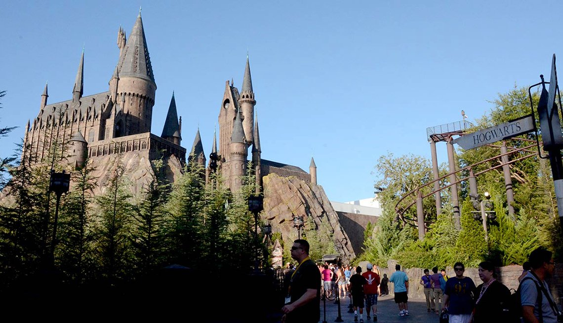 Hogwarts Harry Potter Orlando