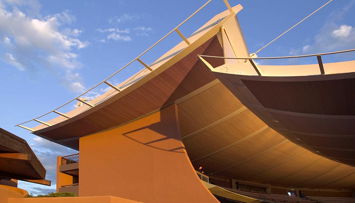 Teatro Crosby de la Ópera de Santa Fe, Nuevo México