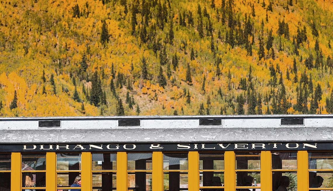 Tren de vía estrecha Durango & Silverton
