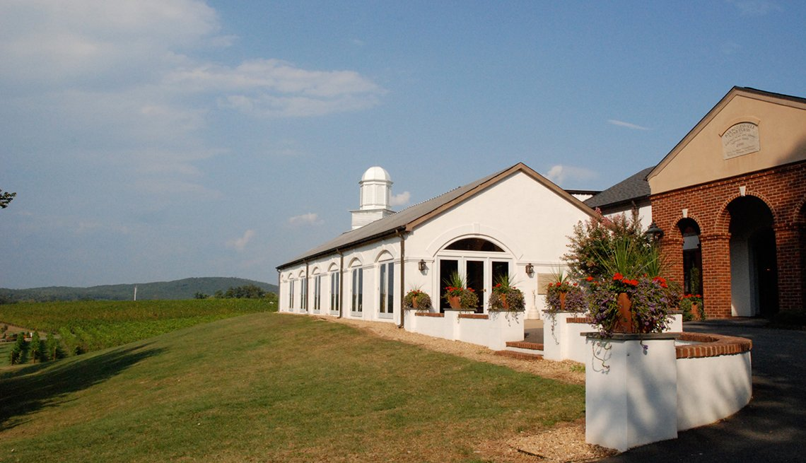 Visit These Wineries (Not in California)
