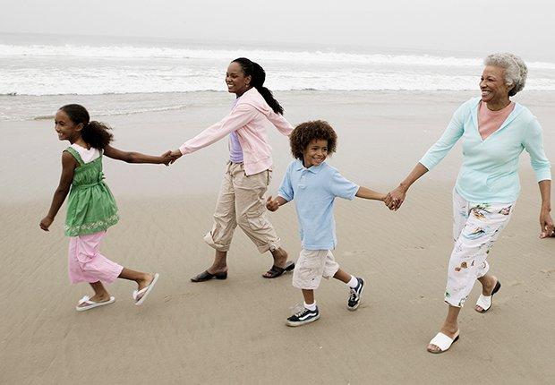 Vacaciones económicas para la familia