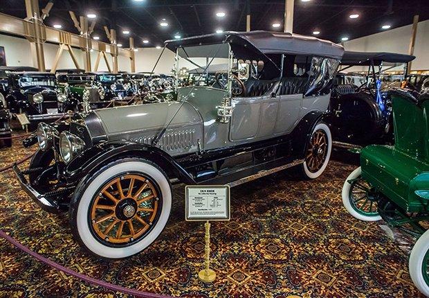 Museos de autos antiguos