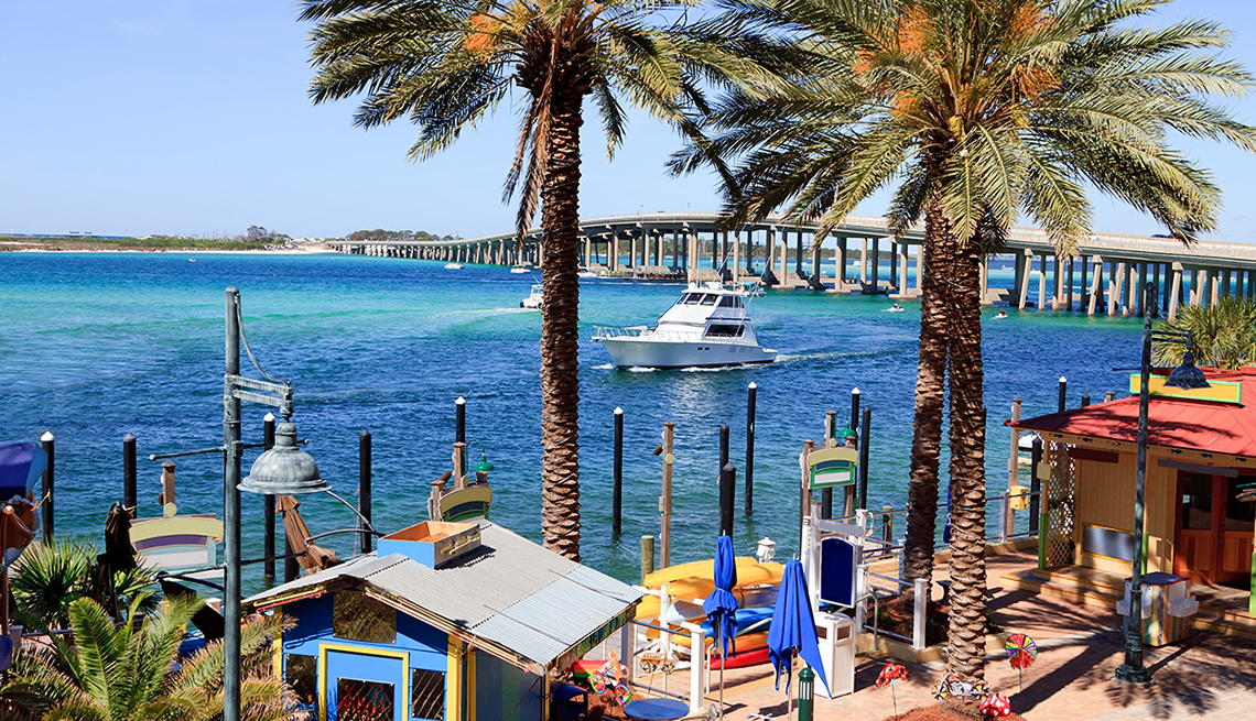 Conoce el lugar donde te gustaría jubilarte - Florida