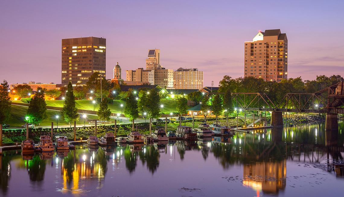 Augusta, Georgia - Las 10 mejores ciudades para el arte en EE.UU.