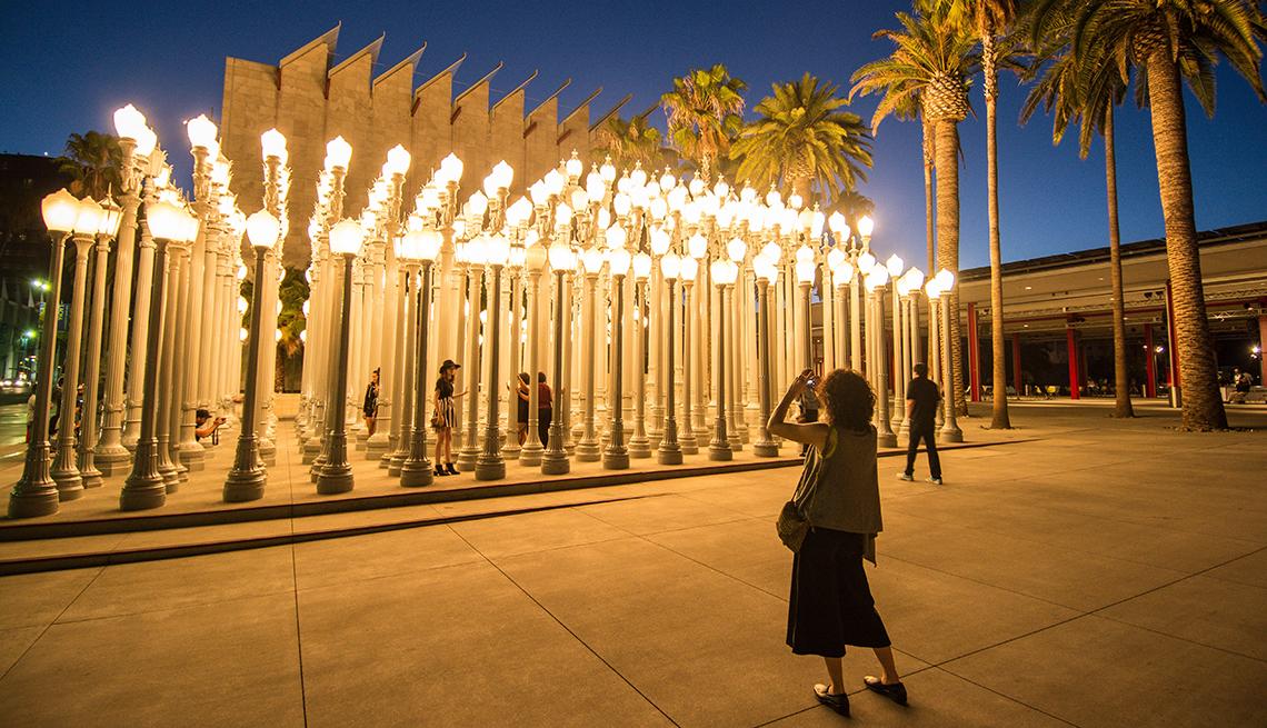 Los Angeles - Las 10 mejores ciudades para el arte en EE.UU.