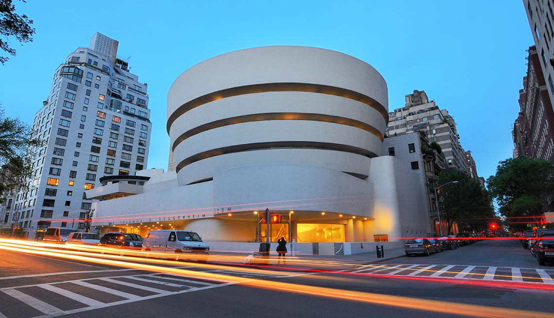 Nueva York - Las 10 mejores ciudades para el arte en EE.UU.