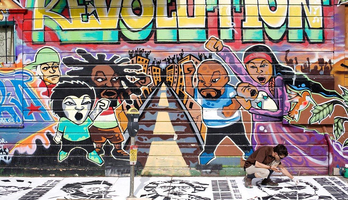 San Francisco - Las 10 mejores ciudades para el arte en EE.UU.