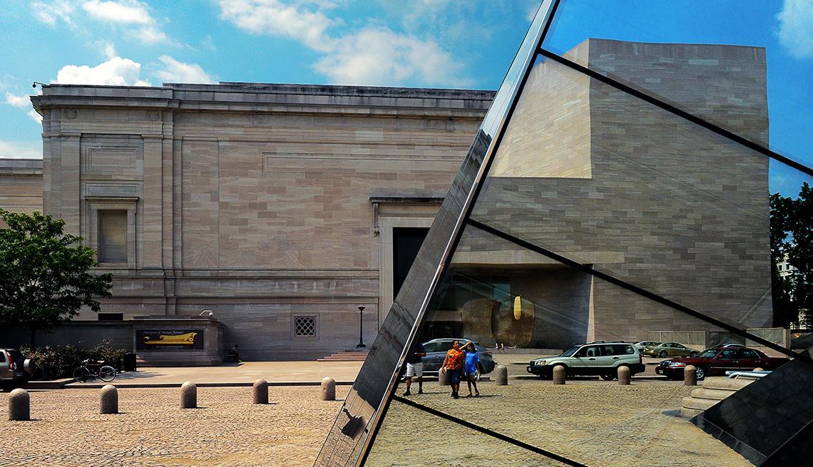 Washington, D.C. - Las 10 mejores ciudades para el arte en EE.UU.