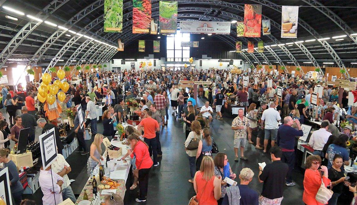 Festivales de la cosecha en Estados Unidos - Sonoma County Harvest Fair