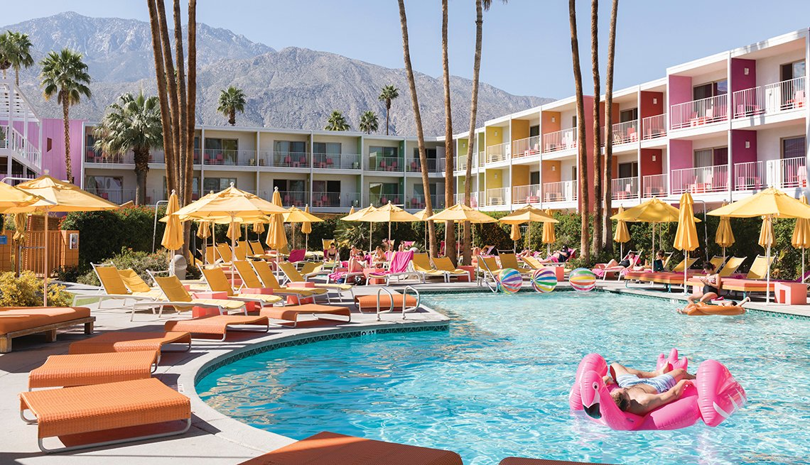 Saguro Palm Hotel in Palm Springs