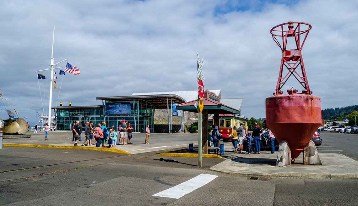 item 3, Gallery image. El Museo Marítimo del Río Columbia en Astoria, Oregon, EE. UU.