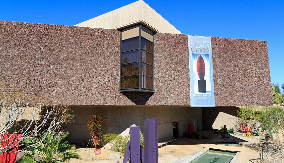 Palm Springs Art Museum, Palm Springs, California, USA