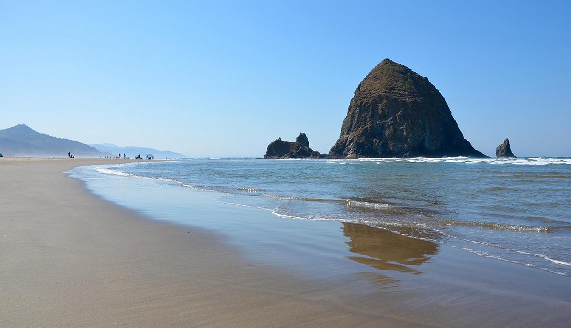 item 3 of Gallery image - Haystack Rock in Cannon Beach Oregon