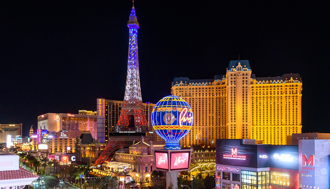 Fun New Attractions And Hotels In Las Vegas