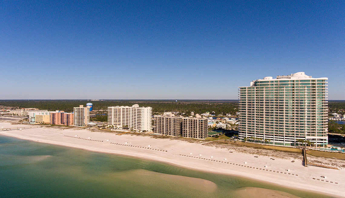 item 4 of Gallery image - Aerial views and seascapes of Orange Beach on the Alabama Gulf Coast
